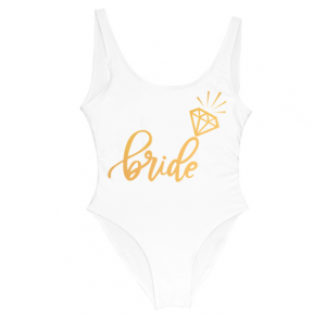 Costum baie bride